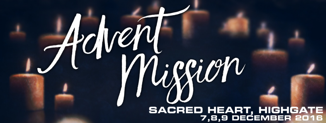 Advent Mission – Sacred Heart Highgate